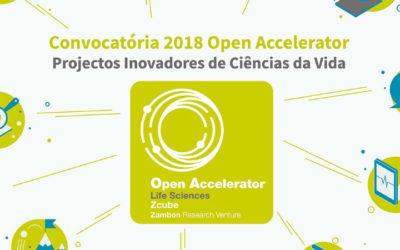 Abertas as inscrições para o Open Accelerator 2018