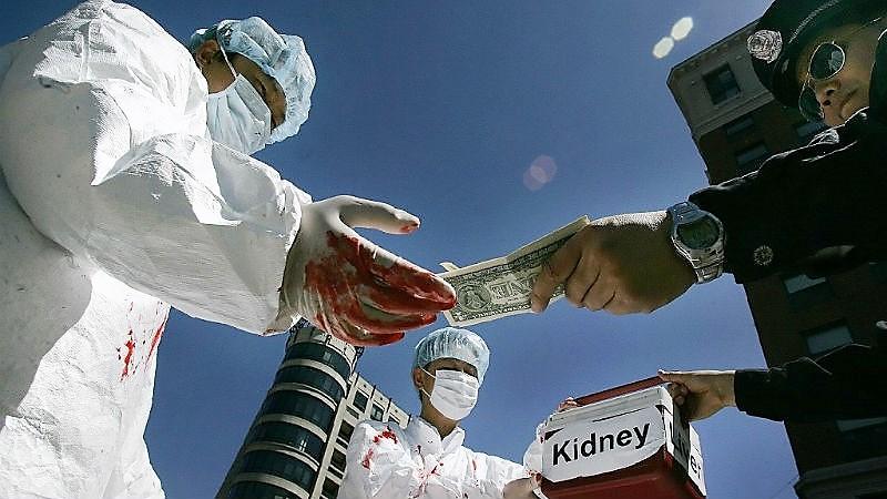 Tráfico de órgãos é o segundo crime mais lucrativo a seguir às armas