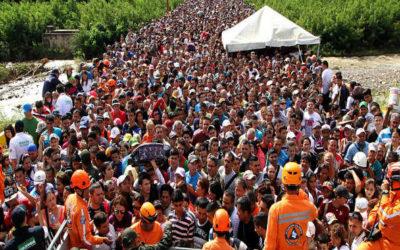 Justiça colombiana ordena prestação de cuidados médicos a migrantes venezuelanos