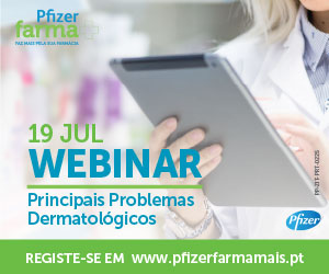 "Webinar ""Principais Problemas Dermatológicos"" esta quinta-feira às 21h30"