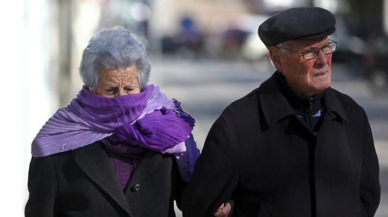 Proteção Civil alerta para riscos das temperaturas baixas previstas para sexta e sábado