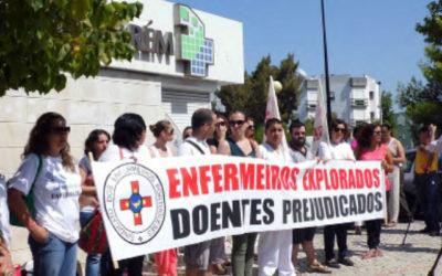 Sindicatos dos enfermeiros anunciam hoje novas formas de luta