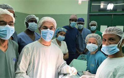Associação Portuguesa promove angariação de fundos para levar cirurgia ambulatória a Cabo Verde
