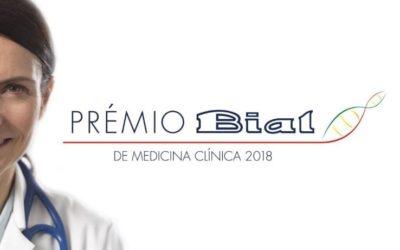 Candidaturas ao Prémio BIAL de Medicina Clínica 2018 encerram a 31 de agosto