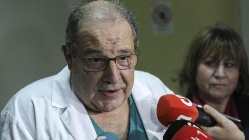Eduardo Barroso operado de urgência depois de sofrer enfarte