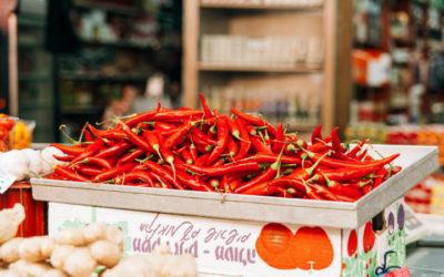 Especialistas testam componente da pimenta que pode reduzir obesidade