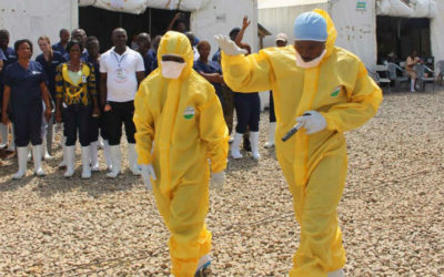 Ébola: Médicos Sem Fronteiras suspendem atividade no epicentro da epidemia na RDCongo