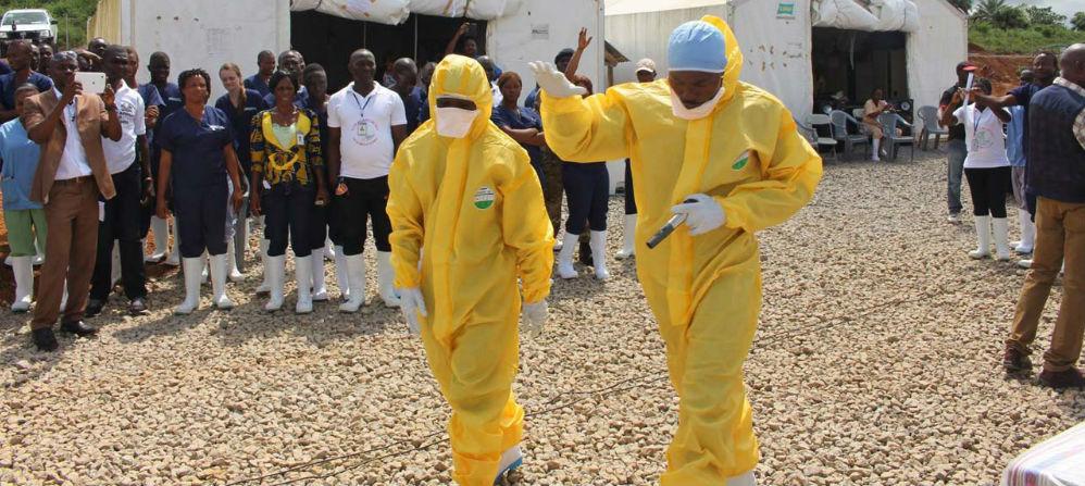 Novo surto de Ébola na RDCongo já atinge dez locais