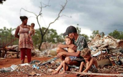 Unicef diz que 6 em cada 10 crianças e adolescentes brasileiros vivem na pobreza