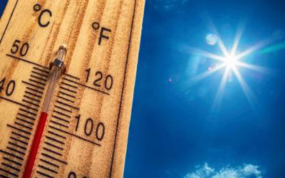 Mês de agosto foi o segundo mais quente dos últimos 15 anos