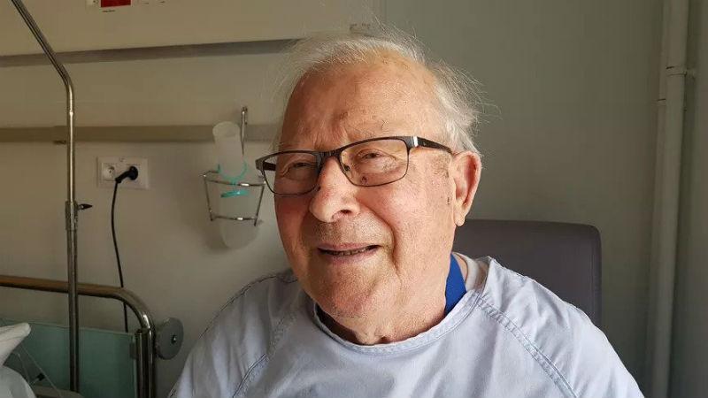 Francês foi operado ao coração sem anestesia e sob hipnose
