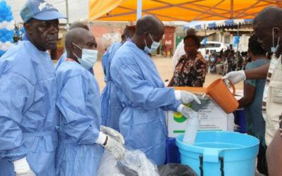 Cólera mata 55 pessoas na região de Maradi no Níger