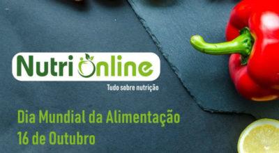 Nutri-Online: a nova plataforma sobre Nutrição