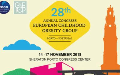 28th European Childhood Obesity Group Meeting (ECOG 2018)
