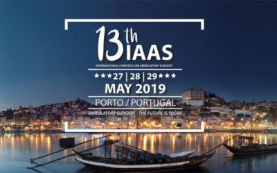 Portugal acolhe congresso internacional de cirurgia ambulatória