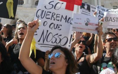 Enfermeiros em greve na próxima semana