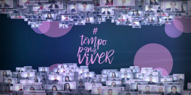 """Campanha """"Tempo para viver"""" junta figuras públicas para sensibilizar para o cancro da mama"""