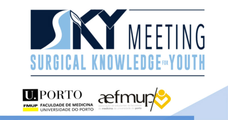 Vem aí a primeira edição do SKY Meeting –Surgical Knowledge for the Youth