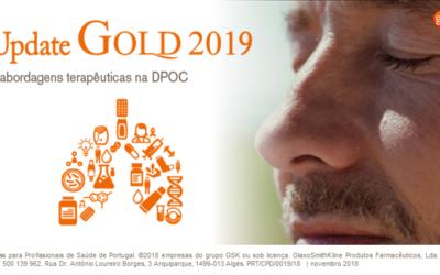 Webinar Update GOLD 2019, na próxima quinta-feira, às 21h30