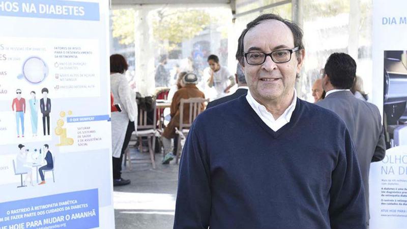 """""""Diabetes agrava o prognóstico de todas as doenças"""", alerta José Manuel Boavida"""
