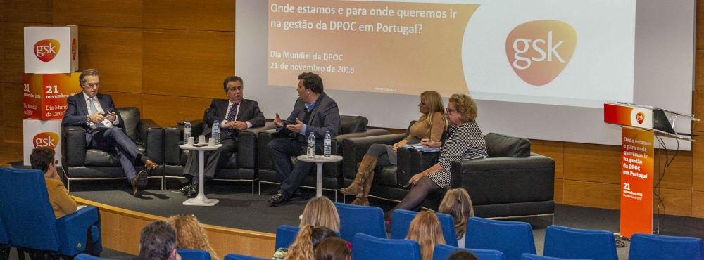 DPOC afeta cerca de 800 mil pessoas em Portugal. Grande maioria não sabe que tem a doença