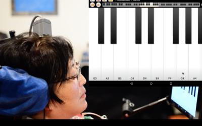 Implante no cérebro permitiu a paralisados usar 'tablets' com o pensamento