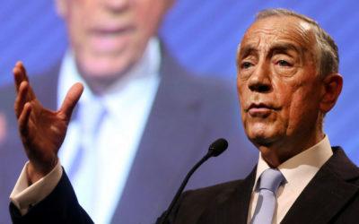 Marcelo aponta problemas legais ao 'crowdfunding' e não contesta requisição civil