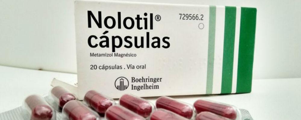 Infarmed aconselha cuidados no uso do Nolotil, após 11 casos de reações adversas em Portugal