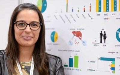 """VIH em Portugal: """"Houve um desinvestimento no ensino e nos alertas"""", diz infeciologista Ana Rita Silva"""