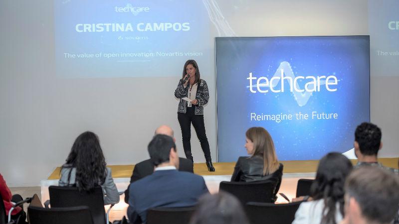 Novartis apresenta projetos inovadores no âmbito do programa Techcare