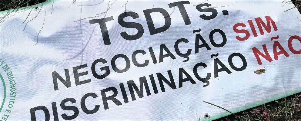 Técnicos Superiores de Diagnóstico e Terapêutica TSDT