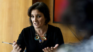 Dra. Teresa Magalhão, Presidente da Comissão Executiva do HCV