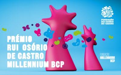 Prémio Rui Osório de Castro/Millennium BCP distingue Investigação em oncologia pediátrica