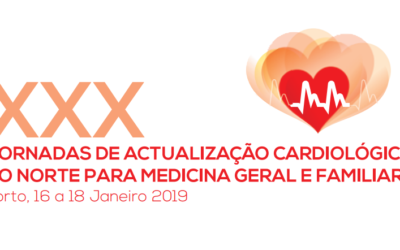 XXX Jornadas de Actualização Cardiológica do Norte para Medicina Geral e Familiar começam esta quarta-feira