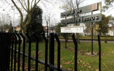 Duas mortes por fuga de monóxido de carbono no Hospital Magalhães Lemos