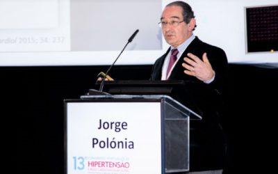 """Entrevista ao Prof. Doutor Jorge Polónia: """"Dois terços dos portugueses não tem a hipertensão controlada"""""""