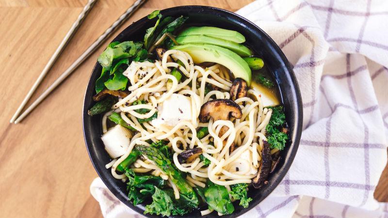 Especialistas estudam impacto benéfico da alimentação vegan no controlo do peso
