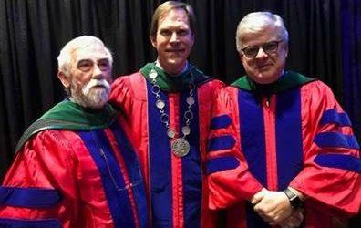 Fausto J. Pinto recebe International Service Award 2019 do American College of Cardiology