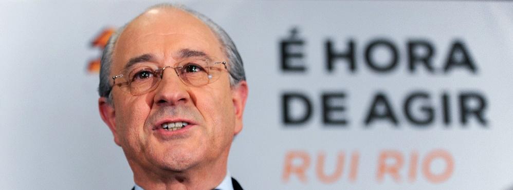 """Rio diz que acordo na Lei de Bases da Saúde é """"relativamente fácil"""""""