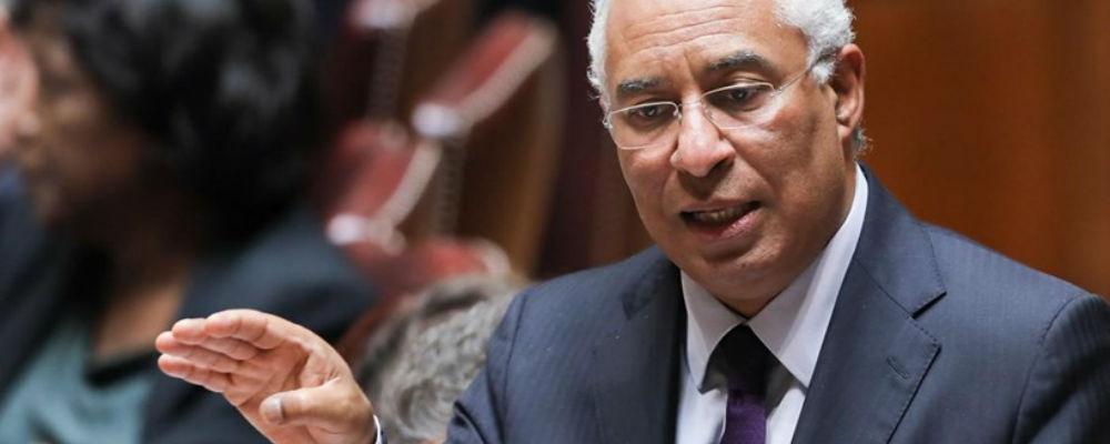 """António Costa: """"Greves na saúde são culpa de governos anteriores"""""""