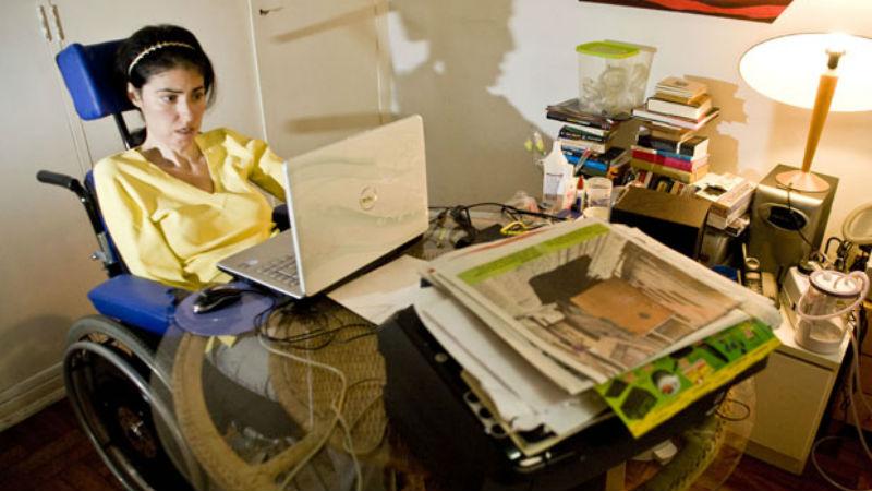 Associação de Esclerose Lateral Amiotrófica com novo espaço para acolher mais doentes