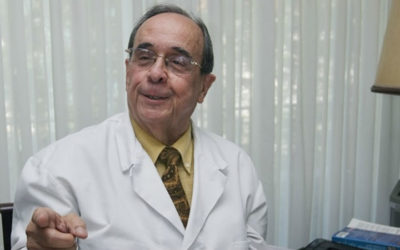Morreu médico imunoalergologista Antero da Palma-Carlos