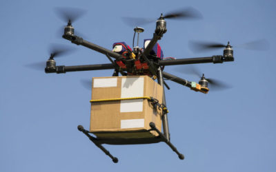 Maior rede de 'drones médicos' do mundo inaugurada no Gana