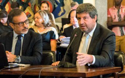 Ex-secretário de Estado Castro Alves teme que cedências do Governo comprometam SNS