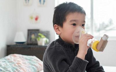 Metade dos jovens asmáticos usam incorretamente os inaladores