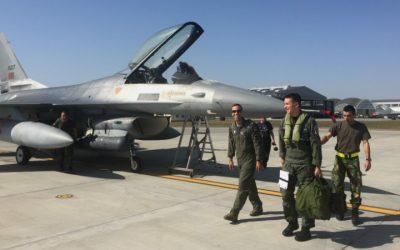 Detetada 'Legionella' nas instalações da Força Aérea