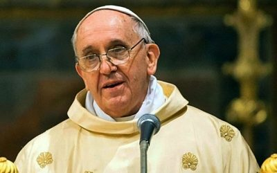 Papa Francisco apela ao combate do aborto