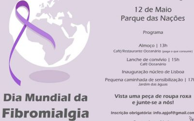 Dia Mundial da Fibromialgia