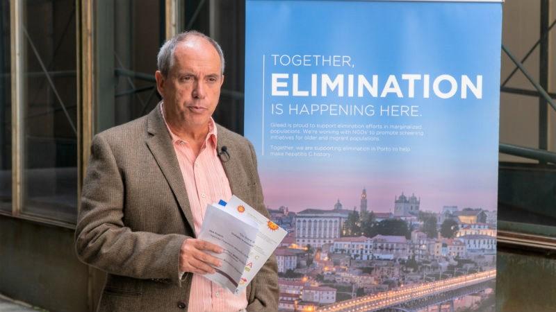 HR19: Gilead promove debate sobre microeliminação do VHC