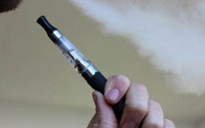 Riscos para a saúde do uso de dispositivos de nicotina